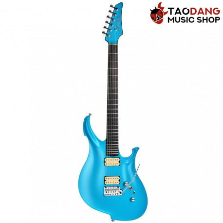 กีต้าร์ไฟฟ้า Koloss GT 4 สี Blue