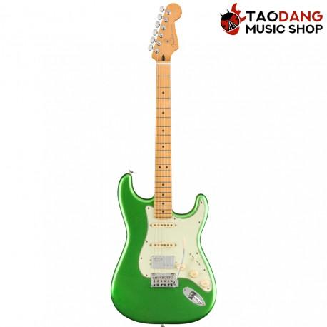 กีต้าร์ไฟฟ้า Fender Player Plus Stratocaster HSS สี Cosmic Jade