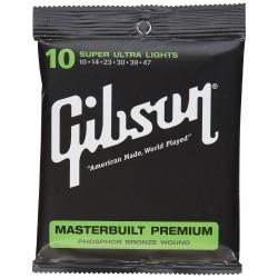 gibson masterbuilt premium เบอร์ 10