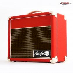 Amppro Bluetooth Guitar Speaker AP-15 Red