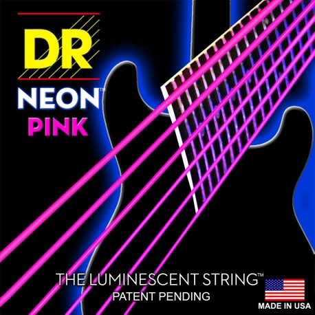 DR Neon Pink 9